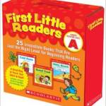 Amazon: First Little Readers: 25 Irresistible Books That Are Just the Right Level for Beginning Readers Only $8.25 (Reg. $17.99)