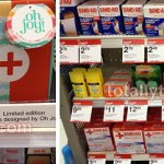 Target: First-Aid Products Only $1.48 + FREE First Aid Bag