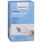 Walgreens: Well at Walgreens Ultra Soft Vinyl Gloves Only $3 (Reg. $8.49)