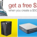 *HOT* Target: FREE $20 Gift Card (with College Registry) – FIRST 50,000!