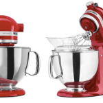 Kohls: KitchenAid Artisan 5 Quart Mixer As Low As $215.49 Shipped & More