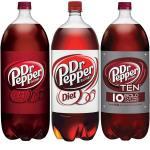 Target: Dr. Pepper 2-Liter Bottles Only $0.63 (Thru 5/16)
