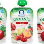 Target: Gerber Organic Pouches Only $0.77