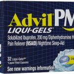 FREE Advil PM Sample