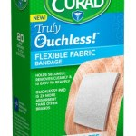 FREE Curad Truly Ouchless Sample!