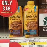 Target: Gevalia Iced Coffee ONLY $0.59 (Reg. $2)