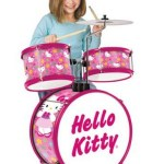 *HOT* Hello Kitty Drum Set ONLY $39 Shipped (Reg. $129.97)!