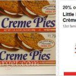 Target: Little Debbie Snacks Only $0.48