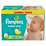 CVS: Pampers Jumbo Packs Only $6