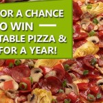 Win a FREE Round Table Pizza AND Pepsi!