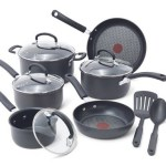 Amazon *HOT* T-fal Ultimate Hard Anodized Nonstick Expert Interior Thermo-Spot Heat Indicator Cookware Set, 12-Piece Only $79.99 (Reg. $199.99) + FREE shipping! TODAY!