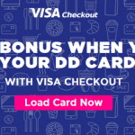 Dunkin Donuts: FREE $10 when you Load $25!