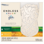 Target: Glade Endless Color Warmer Starter Kit with 2 Refills Only $2.67