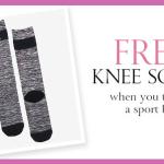*HOT* Victoria's Secret: FREE Pair of Knee Socks ($9.50 VALUE) No Purchase Necessary!