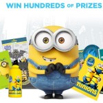 Chiquita Minions Instant Win Game (Win Movie Tickets, Towels, Water Bottles and more)
