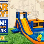 Win a FREE Pirates Bay Water Park ($569 Value)!