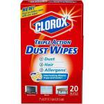Target: Clorox Triple Action Dust Wipes Only $0.44