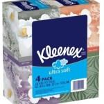 Target: Kleenex Facial Tissues Only $0.53 Per Box