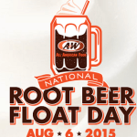 A&W: FREE Small Root Beer Float!