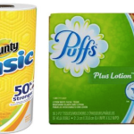 Rite Aid: Bounty Basic Paper Towels 1 Roll or Puff's Facial Tissues As Low As $0.49 (Starting 7/5)