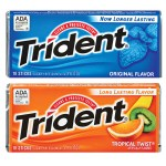 Rite Aid: Trident Single Pack Gum Only $0.33