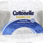 Cottonelle Fresh Care Wipes 42 Count Tub ONLY $0.99!
