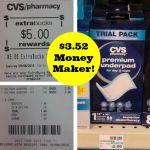 CVS: FREE CVS Premium Underpad Trial Pack + $3.52 Overage