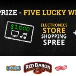 Schwan's Tailgate Instant Win Game = FREE Visa Gift Cards, Pizza and more!