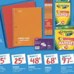 Staples: $0.01 Copy Paper, 25% Back in Rewards, FREE Chair With Desk Purchase, + More