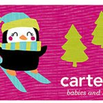Enter to Win a Carter's $150 Gift Card!