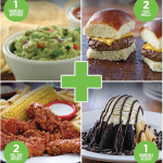Chili's: Family Night Out Meal Only $30 – (1 Appetizer, 2 Entrees, 2 Kids Meals & Dessert!)