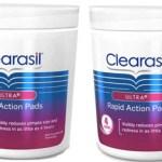 Walgreens: FREE Clearasil Ultra Skin Care