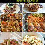 24 Crock Pot Recipes