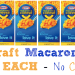 Target: Kraft Macaroni & Cheese ONLY $0.52 (No Coupons Needed)