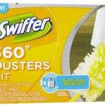 Target: Swiffer 360 Dusters Starter Kit Only $1.99