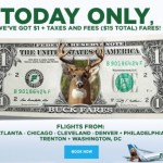$15 One Way Airplane Tickets!