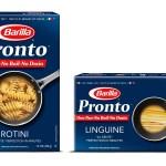 Target: FREE Barilla Pronto Pasta