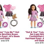 *HOT!* American Girl Bitty Baby & American Girl Dolls & Dos Truly Me Only $48 (Reg. $182!)