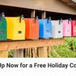 FREE Mambo's Holiday 2015 Coupon Book