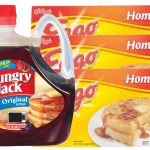 Target: Eggo Frozen Waffles Only $1.33 + FREE Hungry Jack Maple Syrup (Starting 9/6)