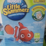 *HOT* 27-count box of Huggies Little Swimmers AND 56-count pack Wipes Only $0.51?!
