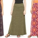 Target: Mossimo Supply Co. Maxi Skirts Only $9.99