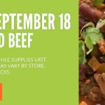 Whole Foods: Grass-Fed Ground Beef Only $5.99 per pound!