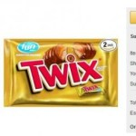 Amazon: Twix Caramel Fun Size Chocolate Candy, 22.34 Ounce Bag (Pack of 2) Only $7.29 Shipped