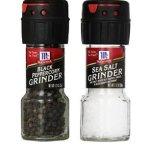 Target: McCormick Sea Salt & Black Peppercorn Grinders Only $0.99