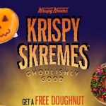 Krispy Kreme: FREE Halloween Donut!