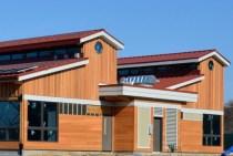 Select Western Red Cedar Rainscreen Clip System
