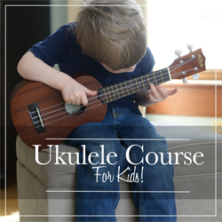 Teach Kids Ukulele