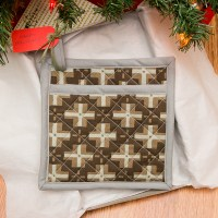 Holiday Gift Idea- Quilted Potholders!