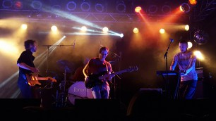 [broːm] live im M.A.U. Club, Rostock